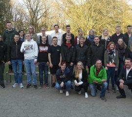 Einstiegslehrgang Jugendfeuerwehr im Landkreis Harburg