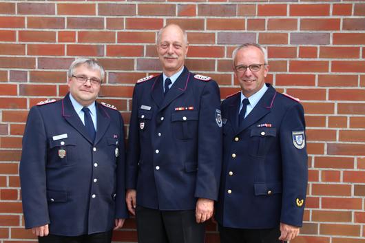 Wechsel in der Leitung der Kreisausbildung : Ralf vom Lehn neuer Kreisausbildungsleiter, Michael Gade sein neuer Stellvertreter