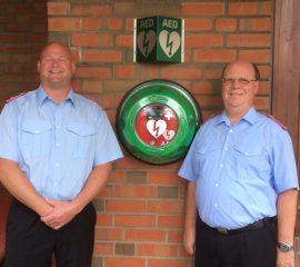 Defibrillator für Hunden, Mover und Fahrenholz