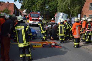 Verkehrsunfall in Gödenstorf