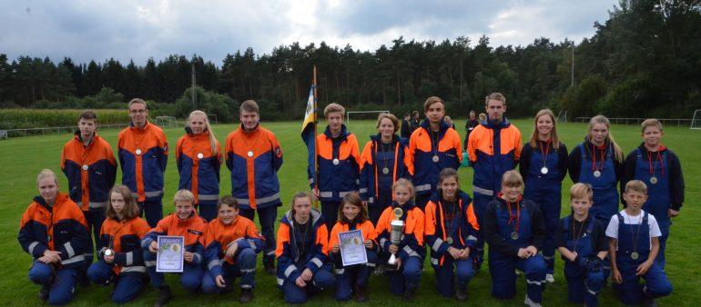 JF Quarrendorf gewinnt den Hermann-Witthöft-Pokal