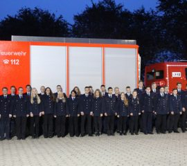 Feuerwehr Seevetal begrüßt 31 neue Feuerwehrleute – Truppmann 1 Ausbildung erfolgreich abgeschlossen