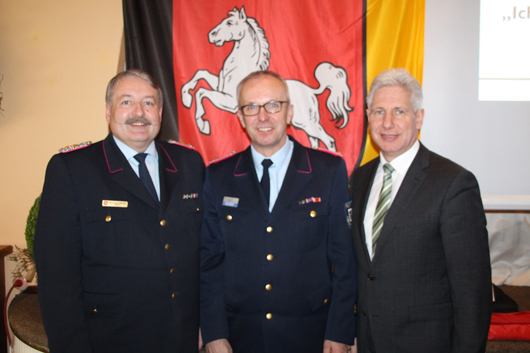 03.03.18 : Feuerwehren im Landkreis Harburg : So viele Einsätze wie noch nie absolviert – Mitgliedszahlen stiegen an