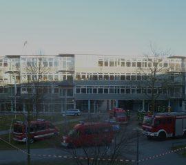 19.03.18 : Einsatz im Kreishaus