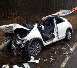 12.03.2018: Schwerer Verkehrsunfall bei Garstedt
