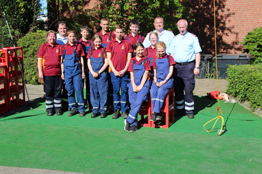 Voller Erfolg beim Tag der offenen Tür der Feuerwehr Meckelfeld – Jung und Alt vergnügten und informierten sich bei der Feuerwehr