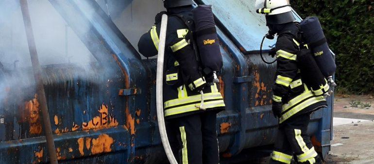 27.05.18 : Einsatzreiche Nacht für die Feuerwehr Winsen