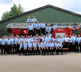 Großes Treffen ehemaliger und aktueller Führungskräfte der Freiwilligen Feuerwehr Seevetal – ein gelungener Informationsaustausch