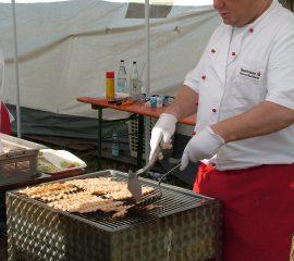 Kein Zeltlager ohne kulinarische Höchstleistung