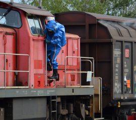 29.09.2018: Gefahrgutübung der Kreisfeuerwehr in Buchholz