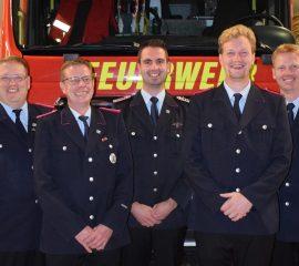 Neue Führung bei der Feuerwehr Brackel – Ortsbrandmeister Michael Garbers gibt sein Amt nach sechs erfolgreichen Jahren ab