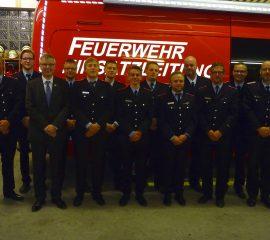 Dienstversammlung der Feuerwehr Hanstedt – Die Freiwillige Feuerwehr Hanstedt ist attraktiv.