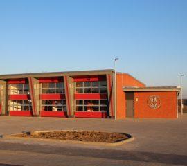 Neues Feuerwehrhaus der FF Appel feierlich eingeweiht
