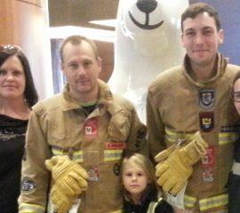 Landkreis Harburg beim Berliner Stairrun der Feuerwehren mit zwei Teams vertreten