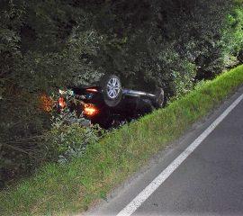 19.07.18 : Vier Verletzte bei Verkehrsunfall in Brackel