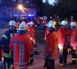 01.10.18 : Brennender Kochtopf löst Großalarm aus
