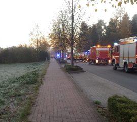 03.11.18 : Feueralarm in Hittfelder Alten- und Pflegeheim