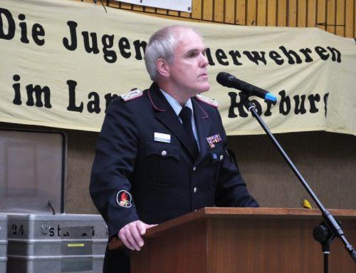 Delegiertenversammlung der Kreisjugendfeuerwehr in Garstedt